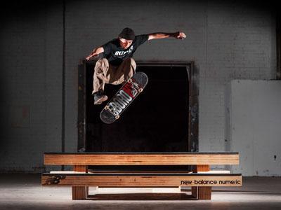 New Balance Numeric Skateboarding Teamrider Jordan